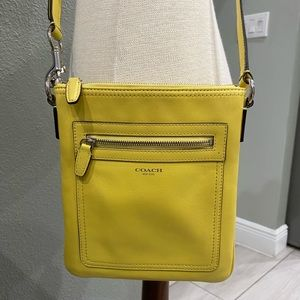 """Final Price"" Authentic Coach Crossbody Handbag"